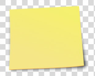 Post-it Note Paper Clip Art PNG