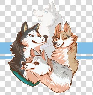 Whiskers Siberian Husky Drawing YouTube - Youtube PNG