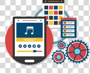 Application Software Software Development System Information - Application Software Development Map. PNG
