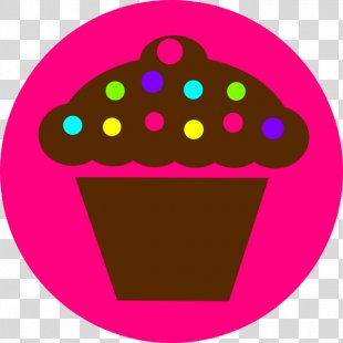 Christmas Cupcakes Chocolate Cake Clip Art - Animated Cupcakes PNG