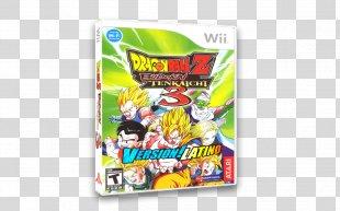 Dragon Ball Z: Budokai Tenkaichi 2 Wii PlayStation 2 Dragon Ball: Advanced Adventure - Dragon Ball Z Budokai Tenkaichi 3 PNG