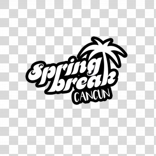 Spring Break Logo - Spring Break Cancun PNG