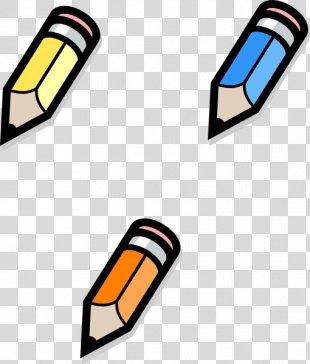 Colored Pencil Drawing Clip Art - Pencil PNG