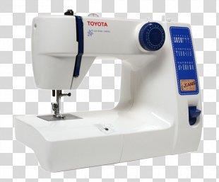 Sewing Machines Sewing Machine Needles Yarn - Double Needle Sewing Machine PNG