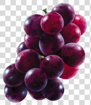 Grape Fruit Clip Art - Grape PNG