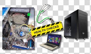 Computer System Cooling Parts Computer Hardware Computer Repair Technician Laptop - Computer PNG