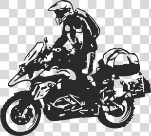 Motorcycle Helmet Car Enduro Motocross - Motorcycle PNG