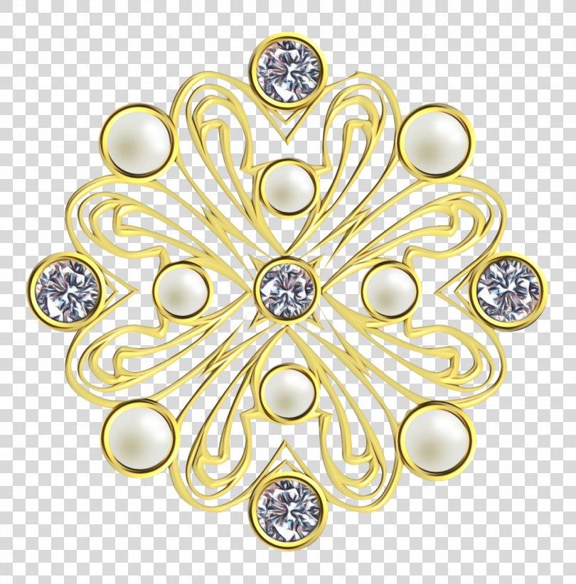 Yellow Fashion Accessory Jewellery Pattern Diamond, Metal Ornament PNG