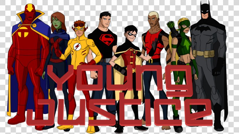 Superhero Television Show Character, Young Justice PNG