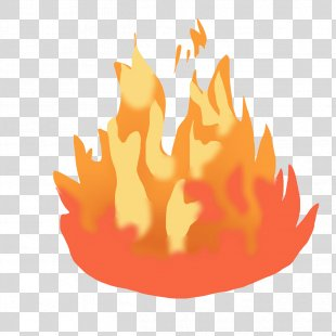 Fire, Flame - Campfire Clipart PNG