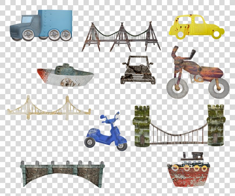 Vehicle Video Game Mode Of Transport, Game Assets PNG