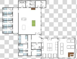 Floor Plan House Residential Area Urban Design - Plan PNG