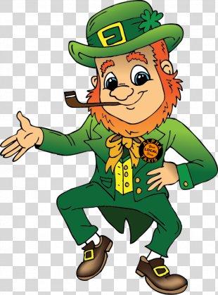 Saint Patrick's Day 17 March Irish People Parade - Saint Patrick's Day PNG