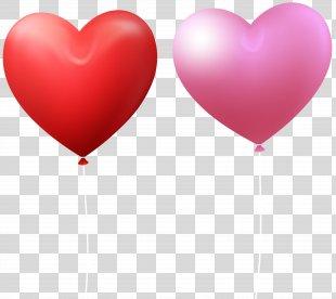 Valentine's Day Heart Love Clip Art - Valentine's Day PNG