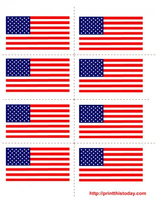 Flag Of The United States Clip Art - Free Us Flag Images PNG
