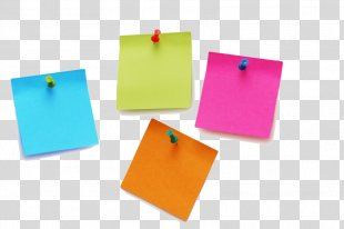 Post-it Note Paper Clip Art Sticker Drawing - Post It Note PNG