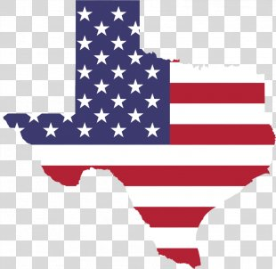 Flag Of Texas Flag Of The United States Clip Art - American Flag PNG