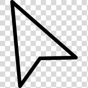 Computer Mouse Pointer Icon Arrow - Mouse Cursor PNG