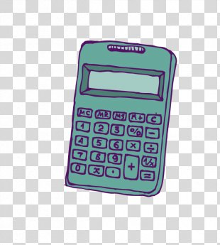 Calculator Mathematics Euclidean Vector Calculation - Calculator PNG