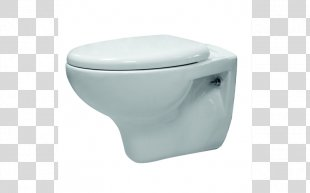 Toilet & Bidet Seats Bathroom Sink - Toilet Pan PNG