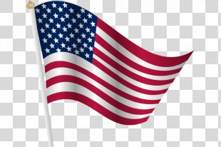 Flag Of The United States American Revolutionary War American Civil War Clip Art - American Flag PNG
