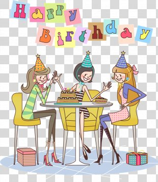 Birthday Cake Happy Birthday To You Wish Greeting & Note Cards - Vo PNG