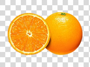 Orange Juice Fruit - Orange PNG