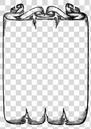 Scroll Art Clip Art - Scroll PNG