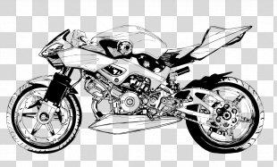 Motorcycle Helmet Scooter Clip Art - Motorcycle PNG