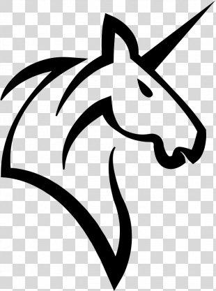 Unicorn Horn Horse Unicorn Horn - Unicorn PNG