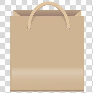Shopping Bag Paper Clip Art - Paper Shopping Bag Image PNG