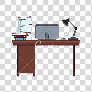 Desk Office - Desk PNG