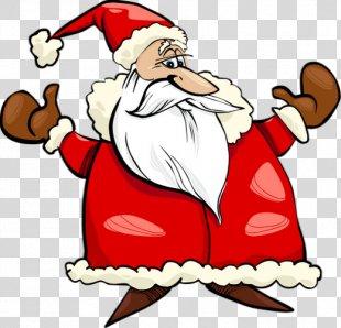 Santa Claus Christmas Day Vector Graphics Stock Photography Clip Art - Australia Santa Clip Art Fictional Character PNG