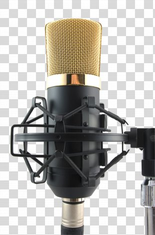 Microphone Recording Studio Photography - Mic PNG