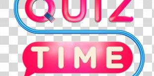 Wissen Ist Macht Quiz Time Logo BrewDog Camden Television Show - Quiz Time PNG