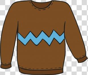 T-shirt Winter Euclidean Vector - Winter Sweater PNG