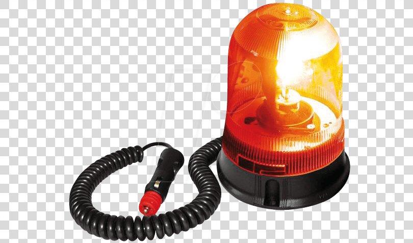 Emergency Vehicle Lighting Car Orange Warnleuchte Magnetic Base, Rotating Light PNG