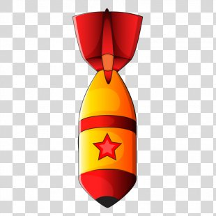 Bomb Missile - Missile,bomb,Cartoon PNG
