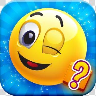 Emoji Quiz Emoticon - Quiz PNG
