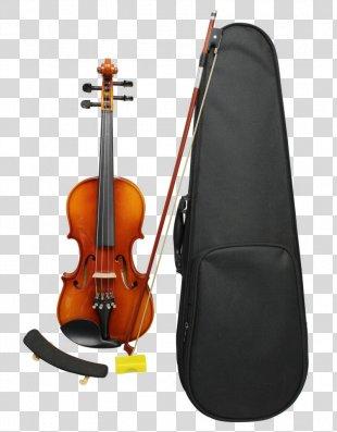 Violin Viola Shoulder Rest Bow Chinrest - Violin PNG