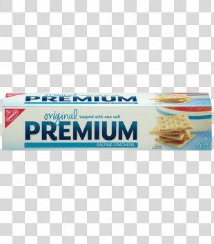 Saltine Cracker Ritz Crackers Nabisco Biscuits - Cookies And Crackers PNG