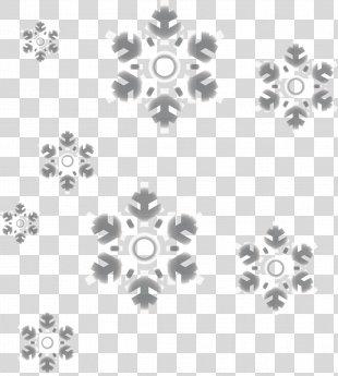 Snow Winter Euclidean Vector - Sky Snow Winter Vector Material PNG