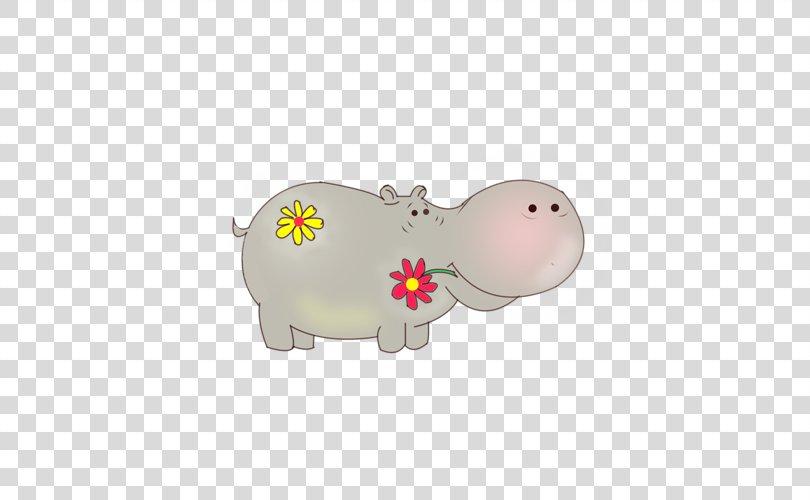 Hippopotamus Pig Snout Clip Art, Pig PNG