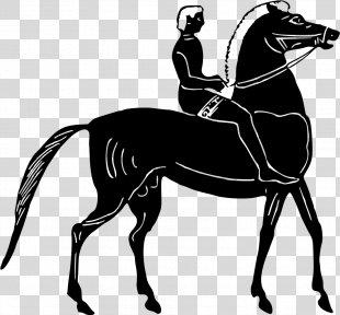 Horse Equestrian Clip Art - Horse PNG