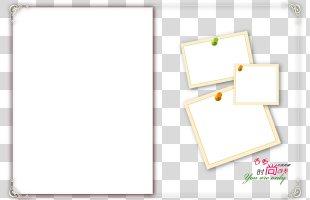 White Picture Frame - White Frame PNG