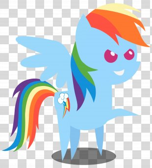 Rainbow Dash Pinkie Pie Twilight Sparkle Pony Applejack - Rainbow PNG