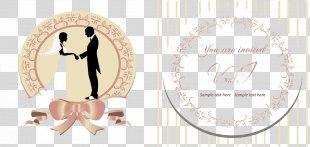 Wedding Invitation Bridegroom Illustration - Wedding PNG