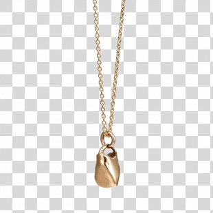 Jewellery Charms & Pendants Necklace Deciduous Teeth Gold - Baby Teeth PNG