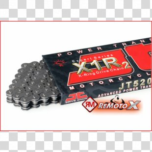 Chain Drive Motorcycle X-ring Chain Sprocket - Chain PNG