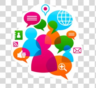 Social Media Marketing Social Networking Service Clip Art - Social Media PNG